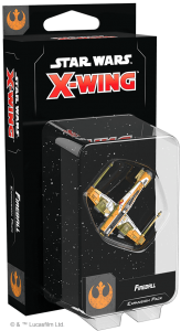 Star Wars: X-Wing 2.0 - Fireball Expansion Pack (ENG)