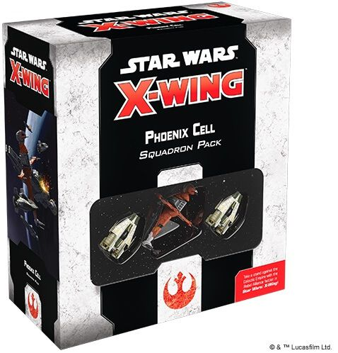 Star Wars: X-Wing: Phoenix Cell Squadron Pack (ENG) (druga edycja)