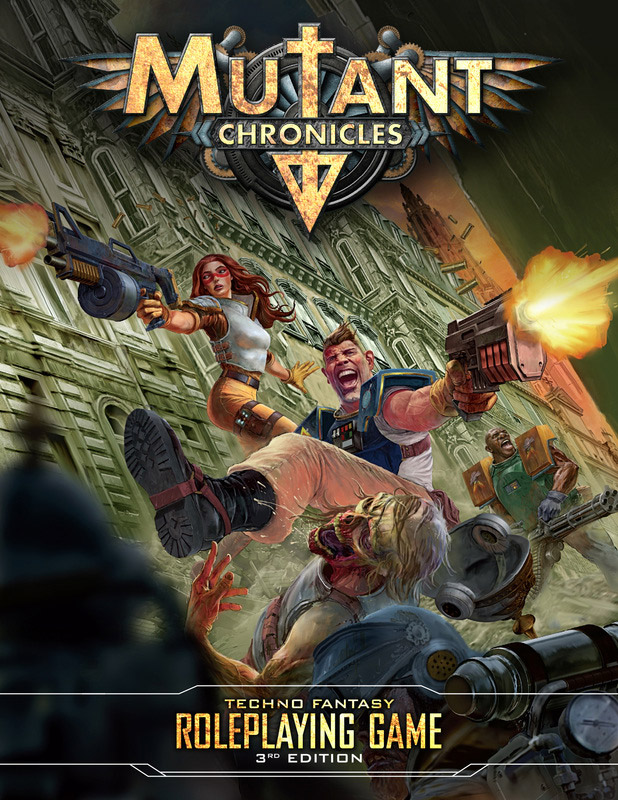 Mutant Chronicles (3rd Edition) (ENG)