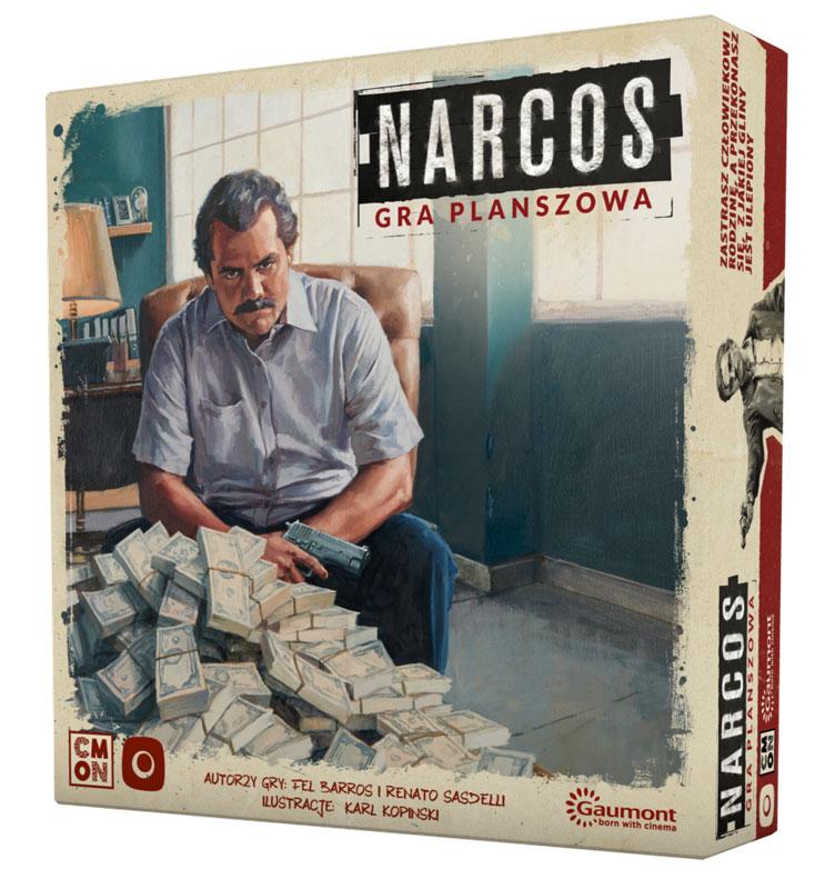 Narcos: Gra Planszowa (edycja polska)