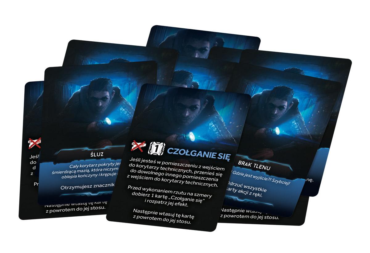 Nemesis: karty Korytarzy