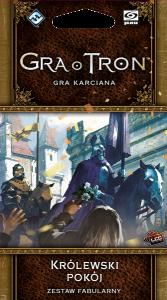 Gra o Tron LCG II edycja - Królewski Pokój (zestaw fabularny)