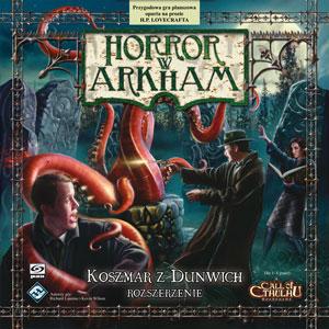 Horror w Arkham: Koszmar z Dunwich (rozszerzenie)