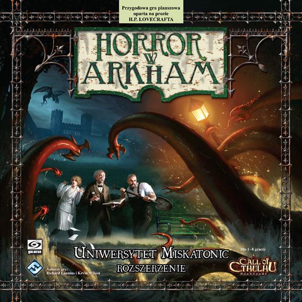 Horror w Arkham: Uniwersytet Miskatonic (rozszerzenie)