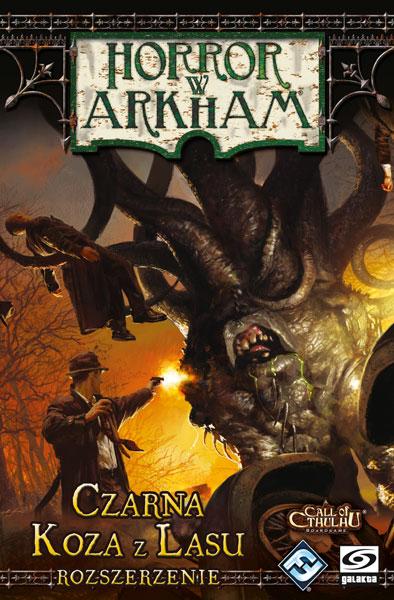 Horror w Arkham: Czarna Koza z Lasu (rozszerzenie)