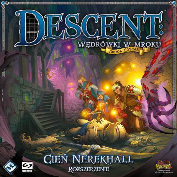 Descent: Wędrówki w mroku - Cień Nerekhel (rozszerzenie)