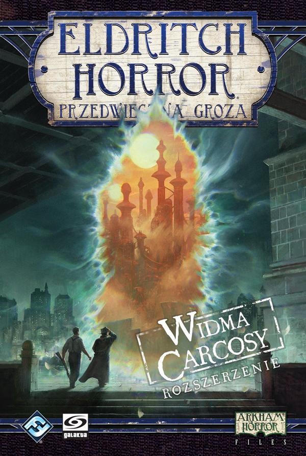 Eldritch Horror: Przedwieczna groza - Widma Carcosy (rozszerzenie)