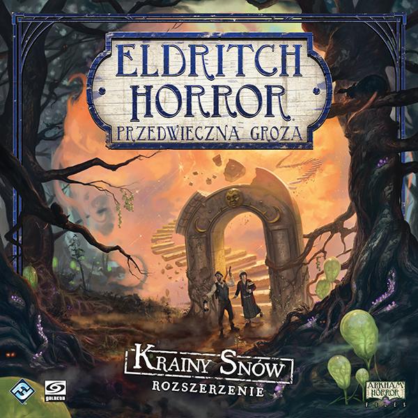 Eldritch Horror: Przedwieczna groza - Krainy Snów (rozszerzenie)