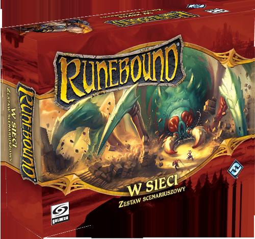Runebound: W sieci (zestaw scenariuszowy)