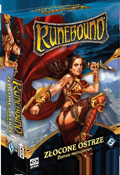 Runebound: Złocone Ostrze (zestaw przygodowy)