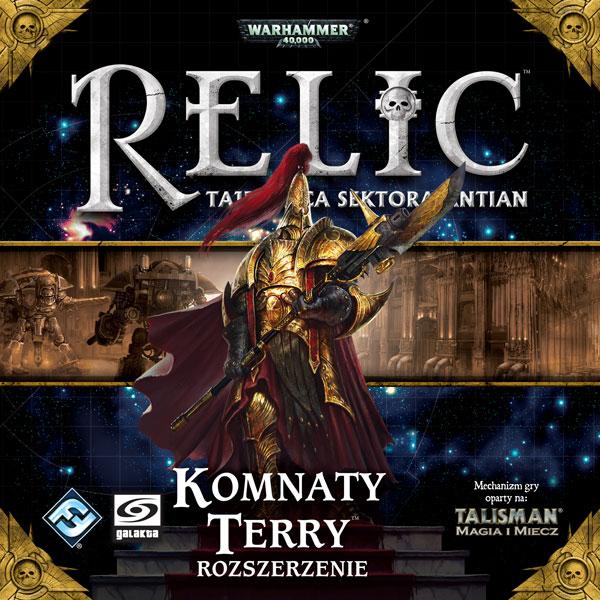 Relic: Tajemnica sektora Antian - Komnaty Terry (rozszerzenie)