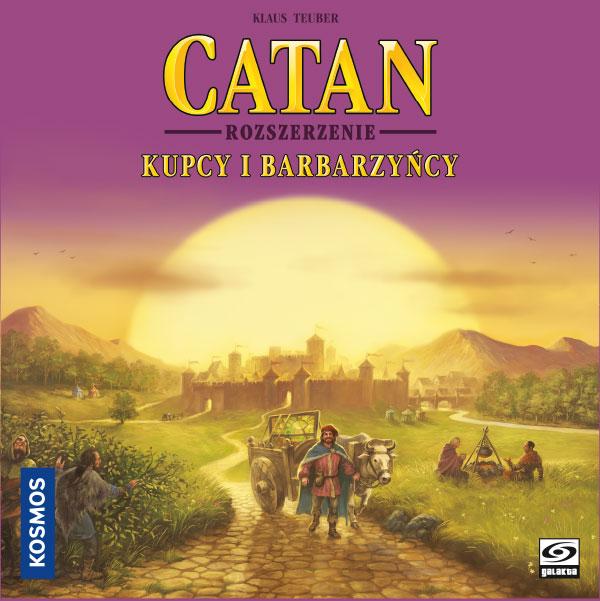 Catan - Kupcy i Barbarzyńcy (rozszerzenie)