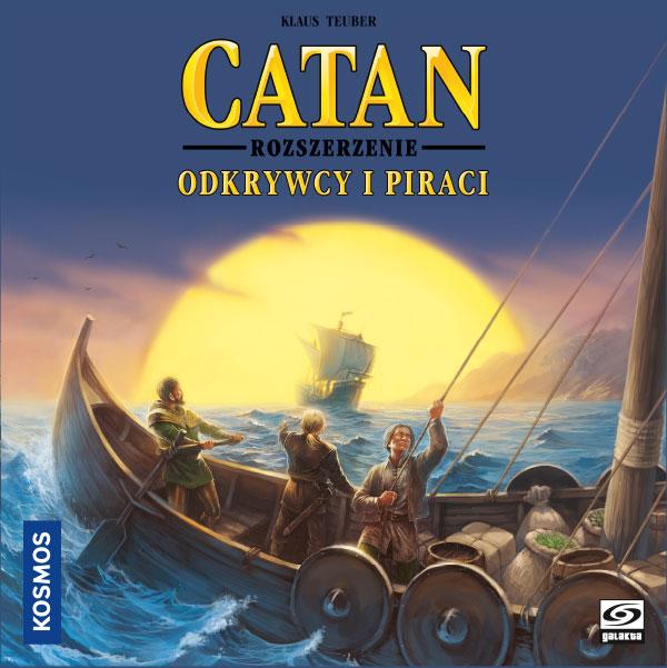 Catan - Odkrywcy i Piraci (rozszerzenie)
