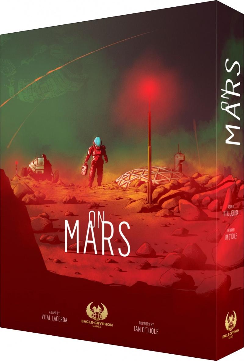 On Mars (edycja kickstarter - wersja polska)