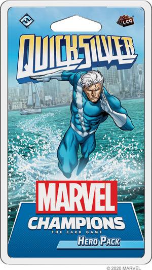 Marvel Champions: Quicksilver Hero Pack (ENG)
