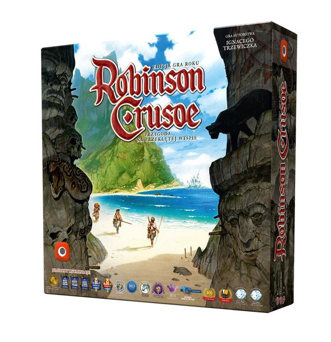 Robinson Crusoe: Przygoda na przeklętej wyspie + gratis