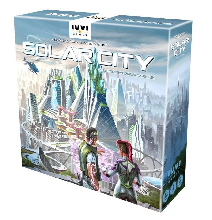 Solar City + gratis