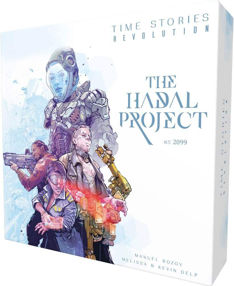 T.I.M.E Stories: Revolution - The Hadal Project (ENG)