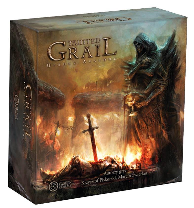 Tainted Grail: Upadek Avalon (edycja polska)