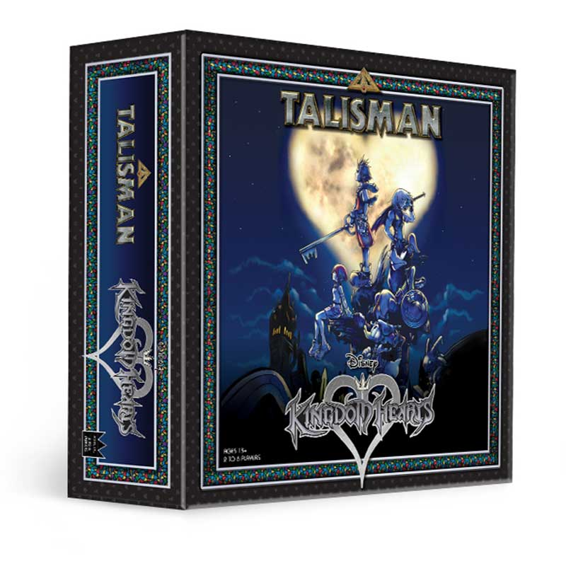 Talisman Kingdom Hearts (ENG)
