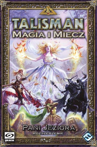 Talisman: Magia i Miecz - Pani Jeziora (rozszerzenie)