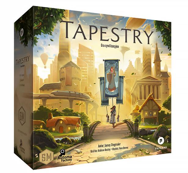 Tapestry (edycja polska)