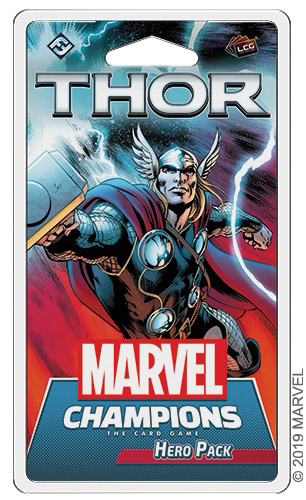 Marvel Champions: Thor Hero Pack (ENG)
