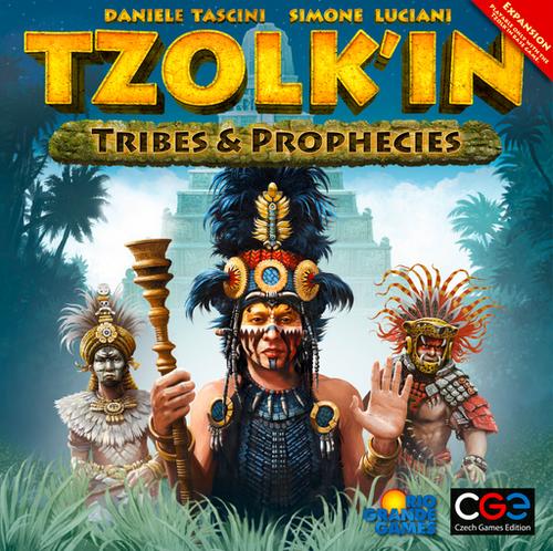Tzolkin: Kalendarz majów: Tribes & Prophecies
