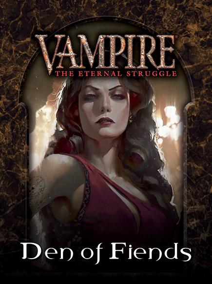 Vampire: The Eternal Struggle - Sabbat: Den of Fiends