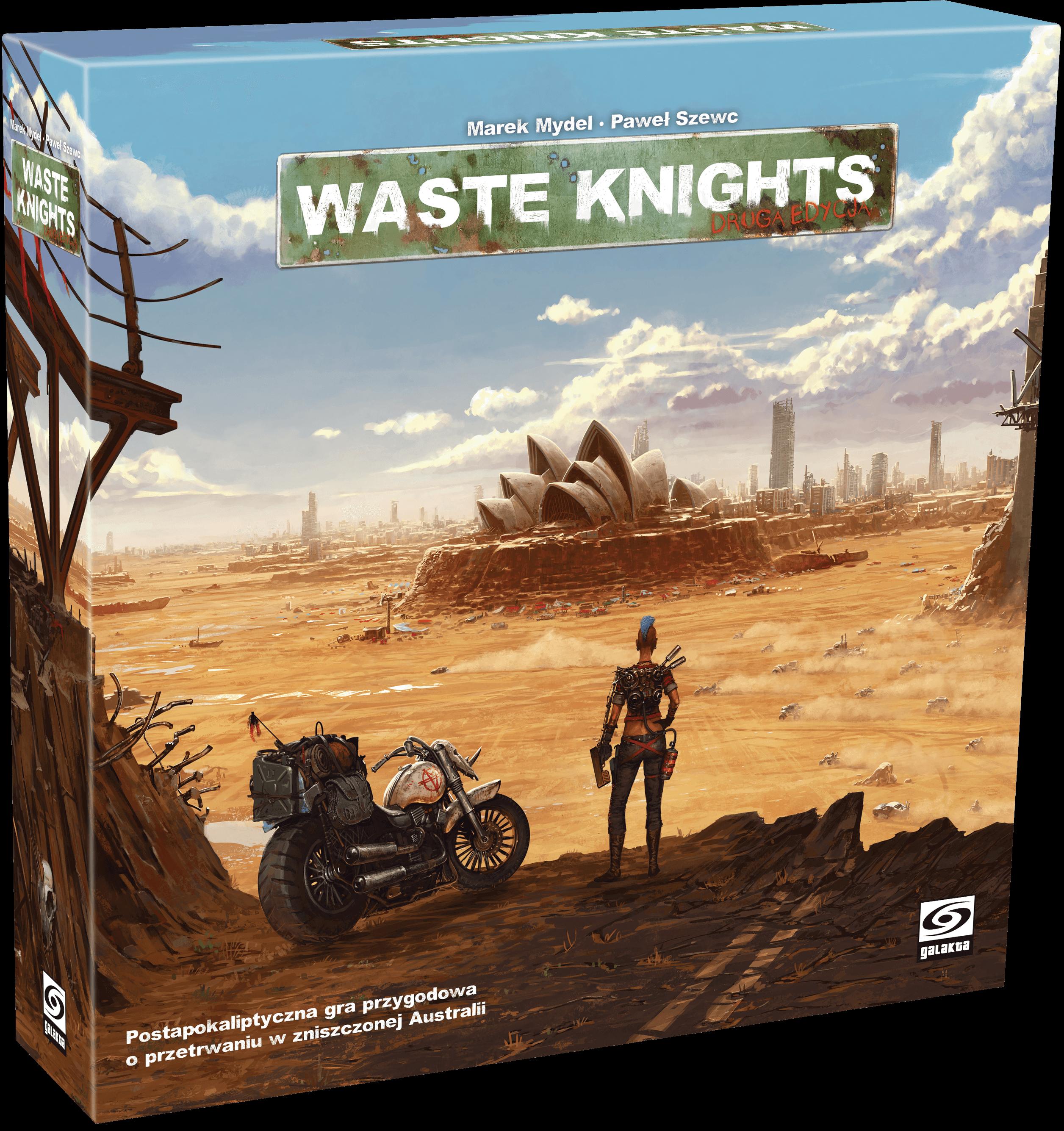 Waste Knights (Rycerze Pustkowi) - Druga Edycja (PL)