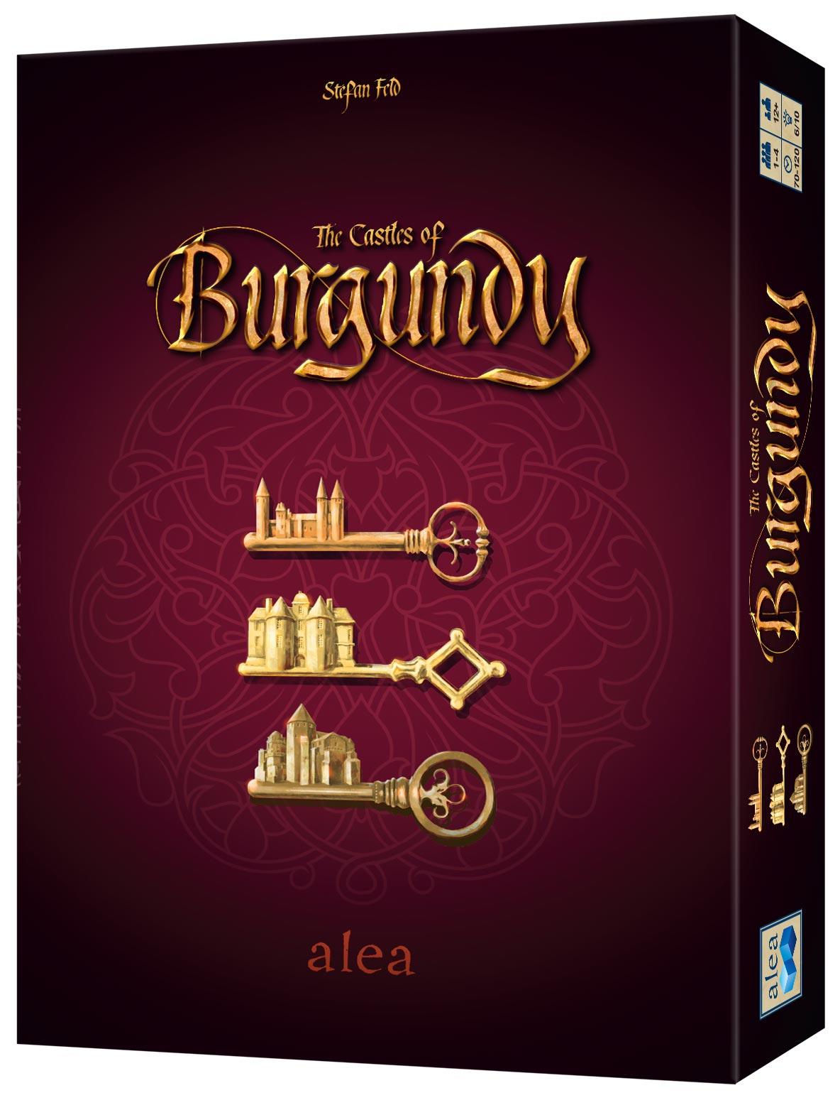Zamki Burgundii: BIG BOX (edycja polska)